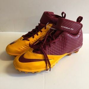 Nike Lunar Superbad Pro Mens Football Cleats 14